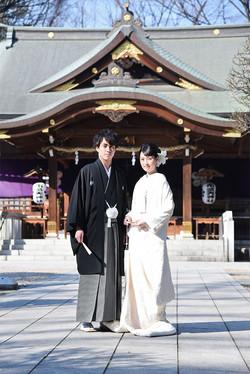 神社 挙式