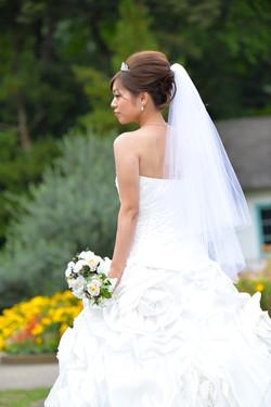 代々木公園でロケーションフォト・結婚写真 アニバーサリースタイル