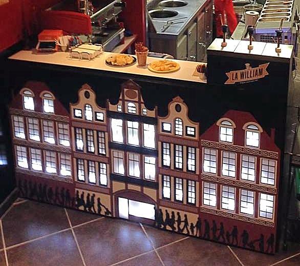 Chez Gabette - Friterie belge