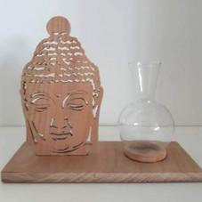 Vase Bouddha