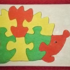 Puzzle Hérisson