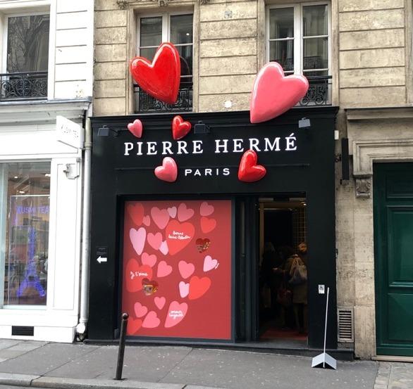 Pierre Hermé, Saint Valentin 2019