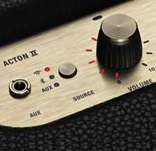 Marshall Acton Voice Speaker Dial