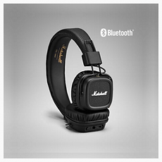 Marshall Major II Bluetooth headphones - PLANET of SOUND