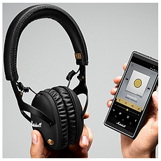 Marshall Mid Bluetooth headphones - PLANET of SOUND