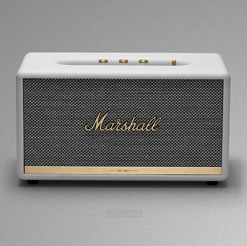 Marshall Stanmore Bluetooth II White