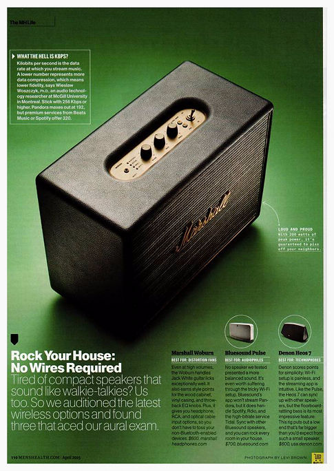 Marshall Woburn speaker review - PLANET of SOUND