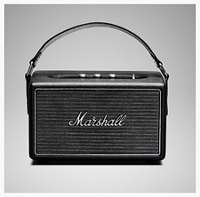 Marshall Kiulburn Steel Series - Bluetooth Loudspeaker - PLANET of SOUND | Marshall Headphones