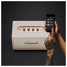 Marshall Acton Cream Bluetooth speaker - PLANET of SOUND