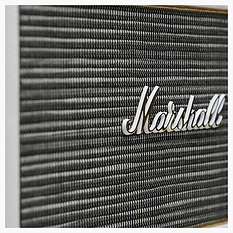 Marshall Stanmore Cream Bluetooth speaker - PLANET of SOUND - Marshall Headphones