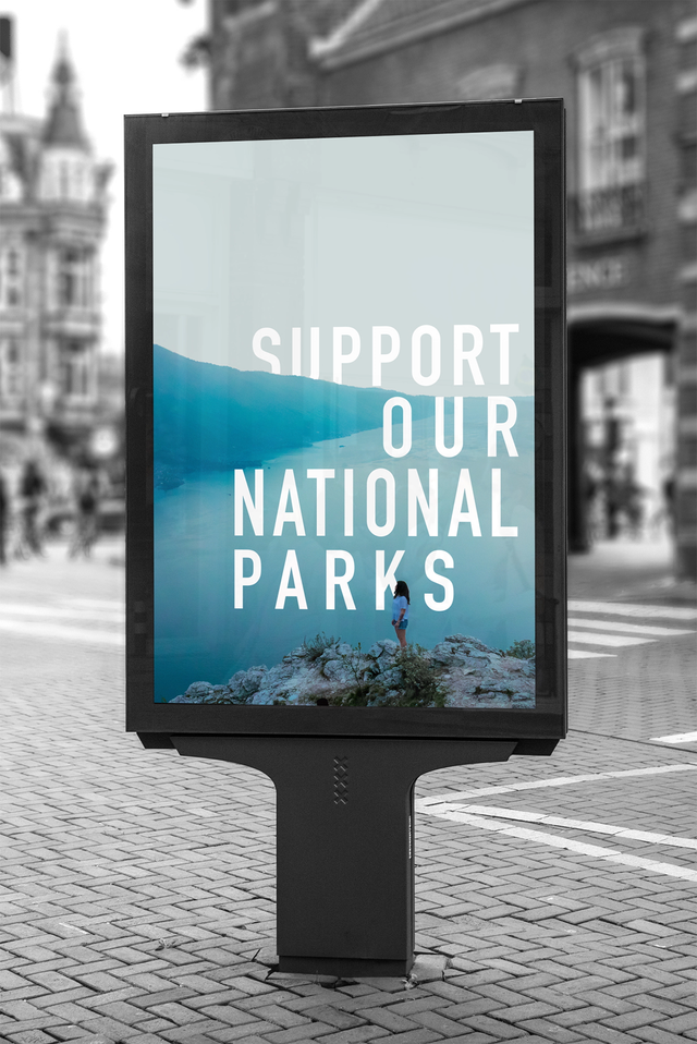 support our national parks
