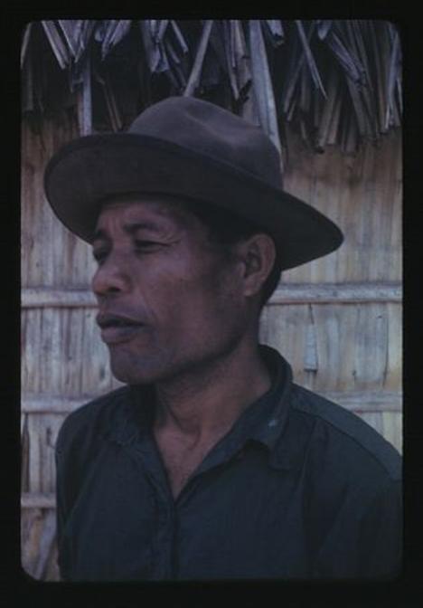 Rongerik, Juda, 2-2-1948, Photo by Leonard Mason, Robert C. Kiste Collection, UHawaii, Manoa