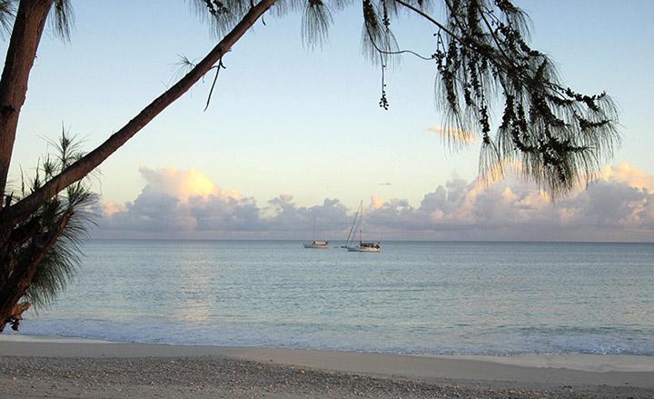 Bikini Atoll Lagoon