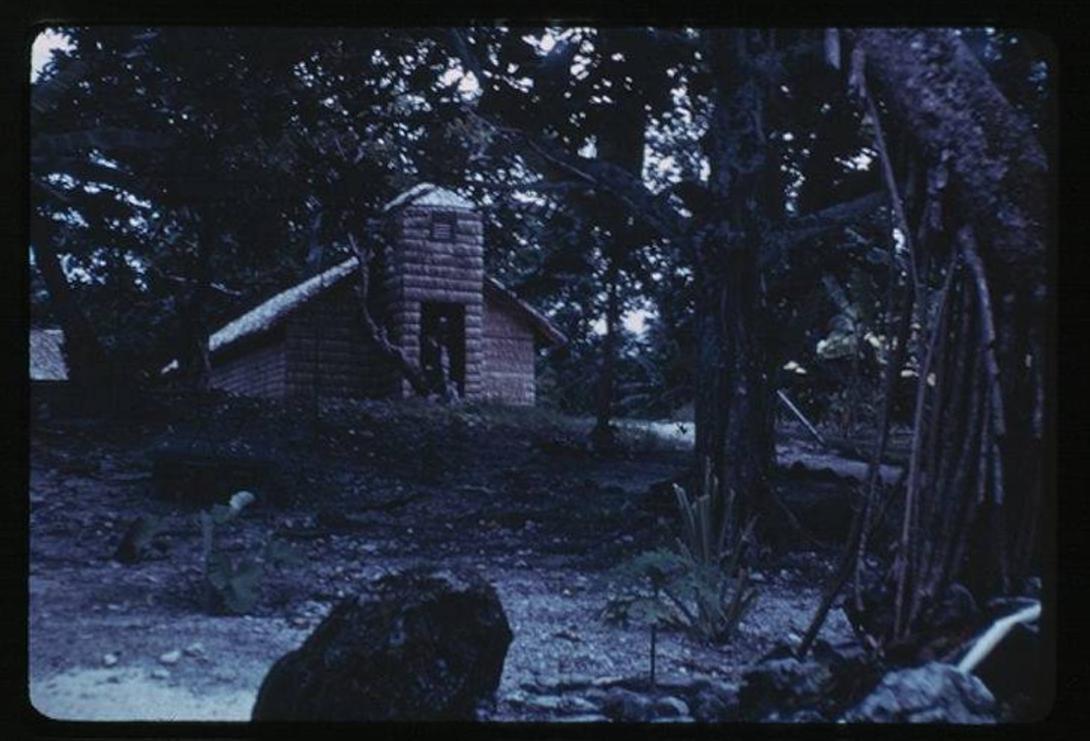 Kili Church, 8-14-1949, Photo by Leonard Mason, Robert C. Kiste Collection, UHawaii, Manoa