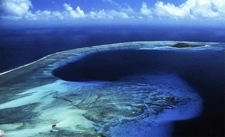 Bravo Crater
