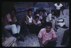 Kwajalein, 8-3-1948, Photo by Leonard Mason, Robert C. Kiste Collection, UHawaii, Manoa