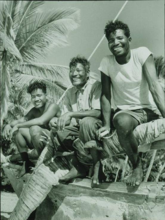 Bikini Atoll, 1946, Photo by Carl Mydans, Robert C. Kiste Collection, UHawaii, Manoa