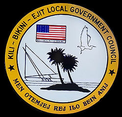 Seal of the Kili - Bikini - Ejit Local Government Council