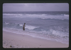 Kili - Women Preparing Jojej's oil drum, 12-13-1963 - Photo by Robert Kiste, Source -Robert C Kiste