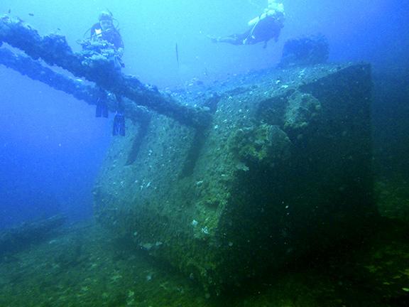 Bikini Atoll Lagoon Diving