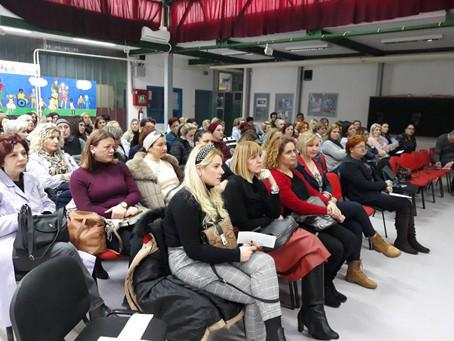 Edukacija u OŠ Aleksa Šantić: Gradimo partnerstvo s roditeljima