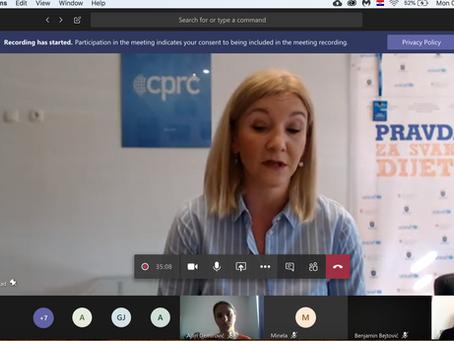 CPRC online trening: Garancija za nepovratnu i stručnu brigu o djeci!
