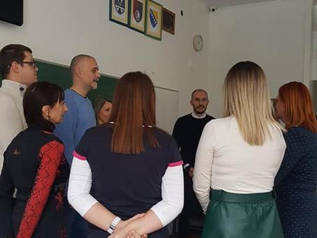 Edukacija u OŠ Čengić Vila I: Program je uspio kada se promijeni svijest nastavnika i roditelja