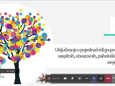 CPRC online edukacija: Uključivanje u pojedinačni ili grupni tretman!