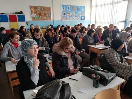 Edukacija u OŠ Pofalići: Program je prilika da odgojno–obrazovna politika živi neko novo vrijeme