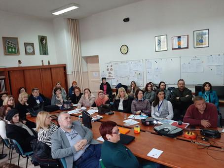 Edukacija u OŠ ''Musa Ćazim Ćatić: Promjenom jednog dijela, mijenja se čitav sistem