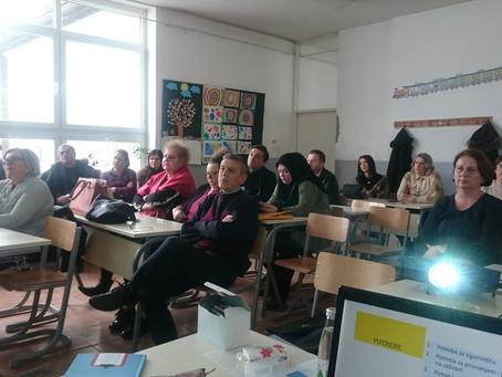 Edukacija u OŠ ''Podlugovi'': Ovo je početak reforme obrazovnog sistema