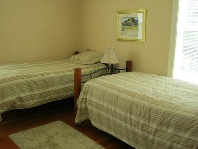 Bedroom - 2 twins upstairs