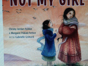 Curated Picture Books about Residential Schools
