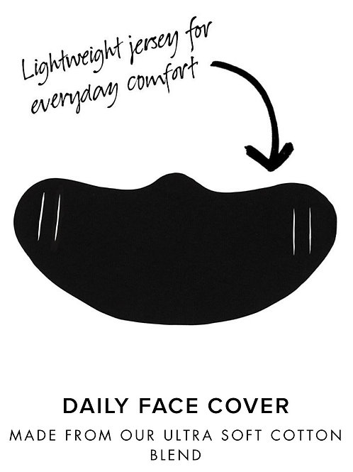 Daily Wear Fabric Mask - USA MADE