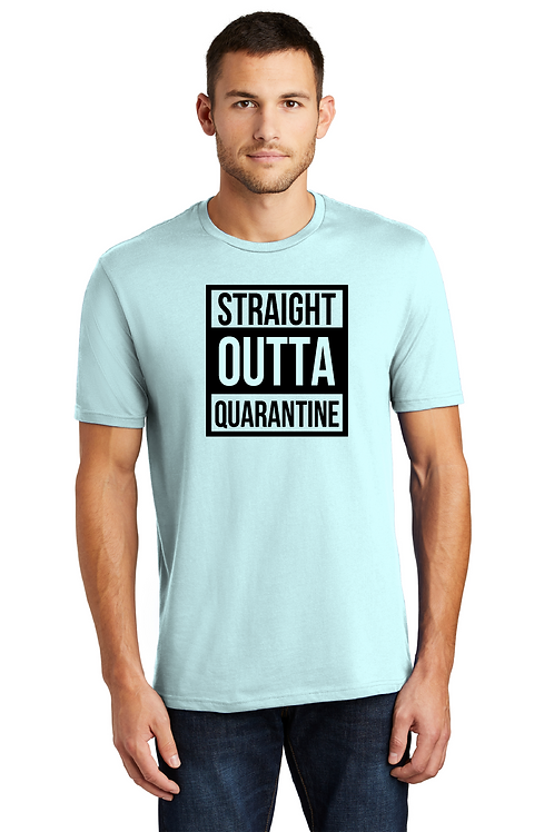 Straight Outta Quarantine Tee