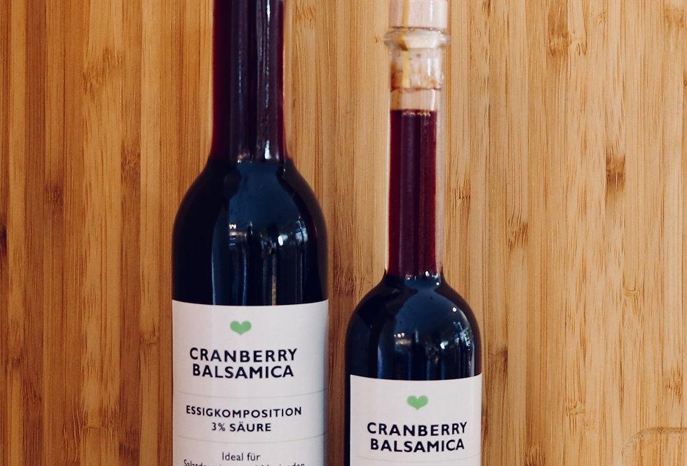 Cranberry Balsamica 3% Säure