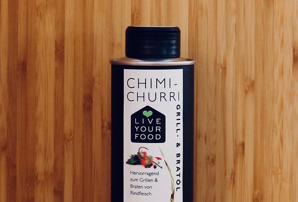 Chimichurri - Grill- und Bratöl