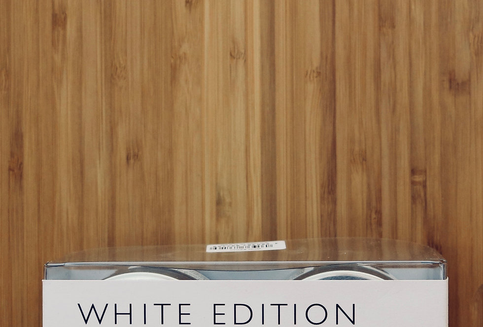 White Edition Salz & Pfeffer Set