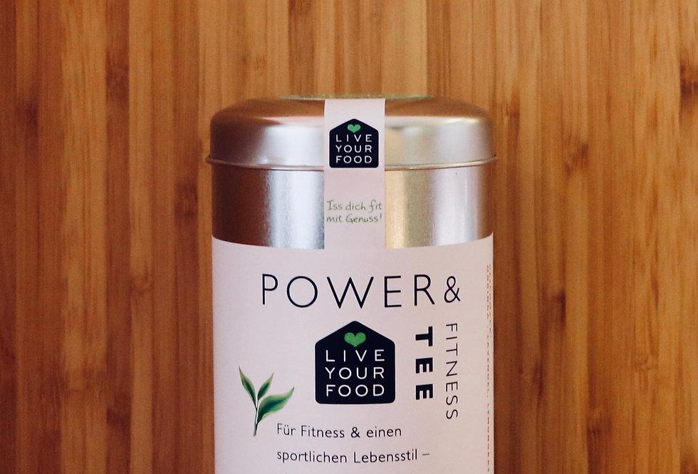 Power & Fitness Tee