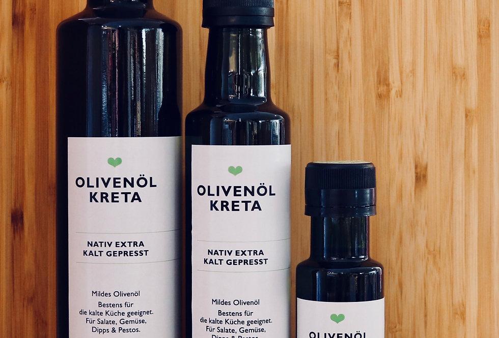 Olivenöl Kreta, nativ extra