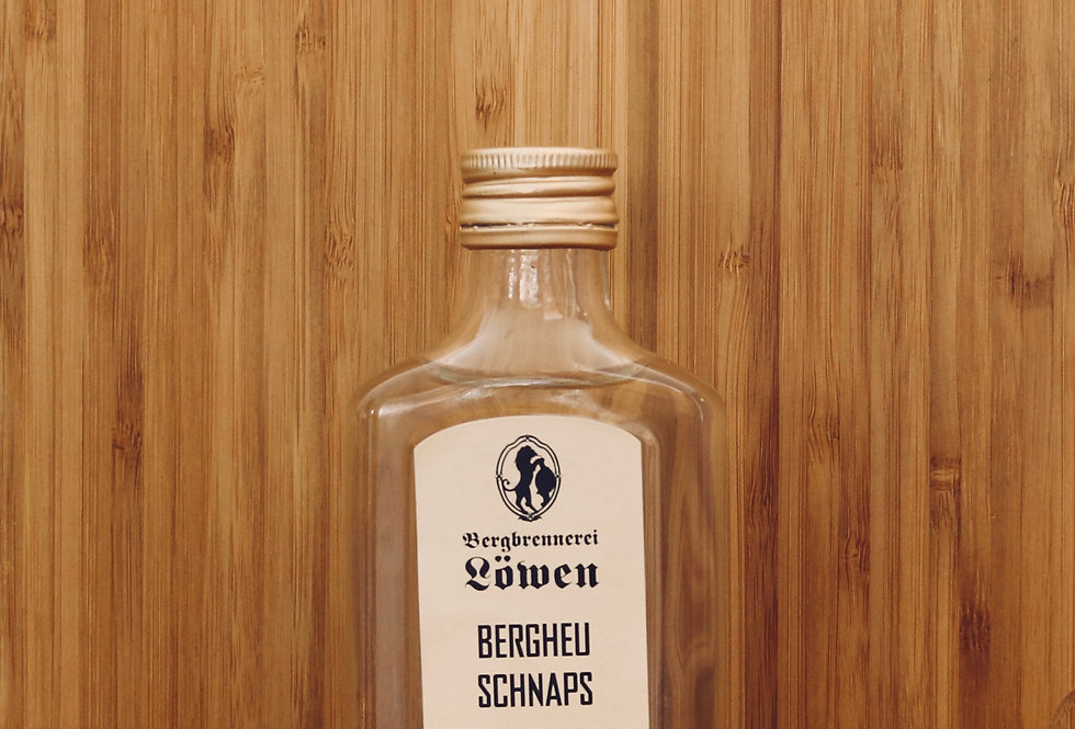 Löwen Bergheu Schnaps 40%