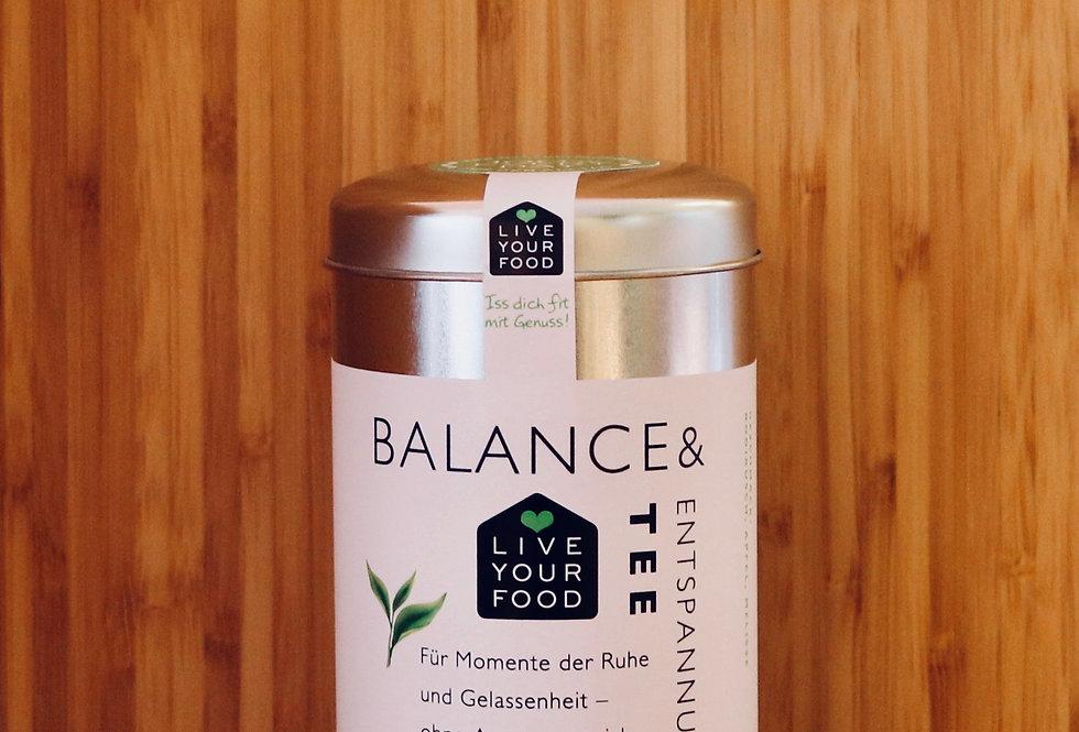Balance & Entspannungs Tee