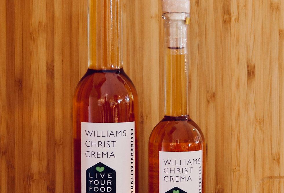 Williams Christ Crema Balsamica 3% Säure