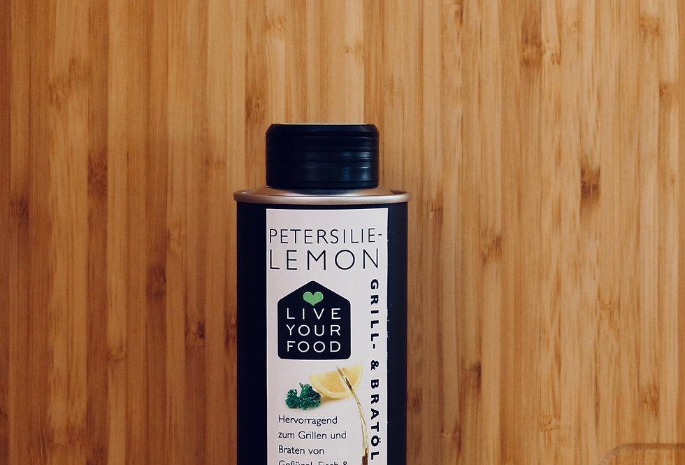 Petersilie-Lemon - Grill- und Bratöl