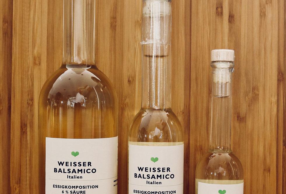 Weisser Balsamico 6% Säure