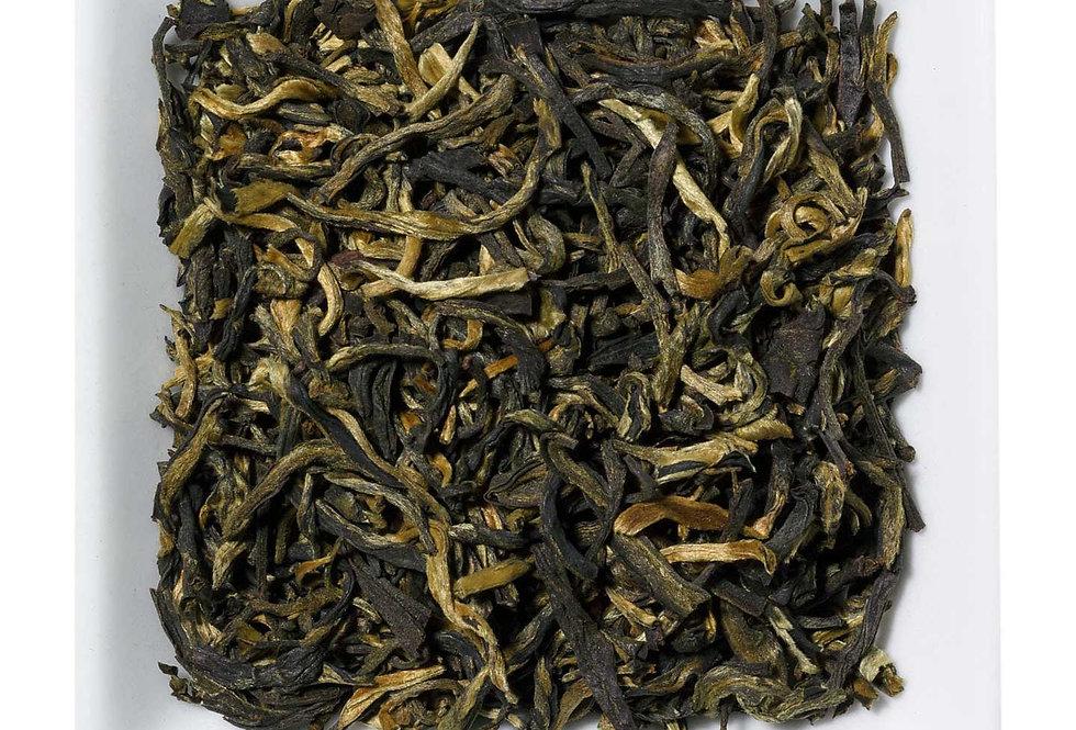 China Golden Black Tee