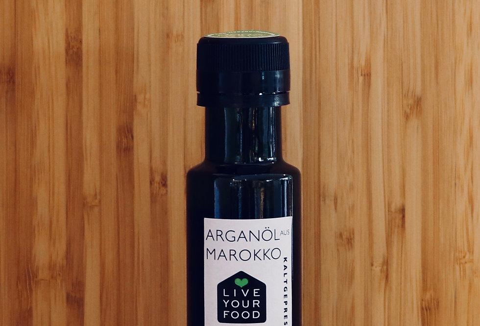 Arganöl Marokko, kaltgepresst