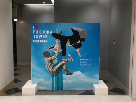 3/29、福岡タワーで、骨董市場