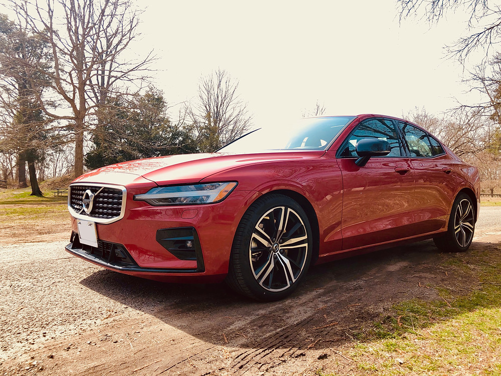 2019 Volvo S60 T6 R-Design Review: Enough Swedish spice to ...