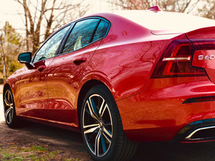 2019 Volvo S60 T6 R-Design Review: Enough Swedish spice to be a true sports sedan?